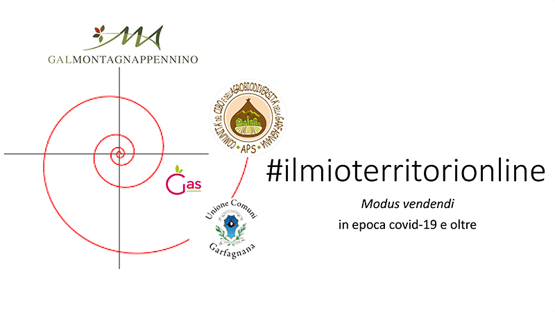 #ilmioterritorionline: nasce la rete alimentare locale fra produttori e consumatori promossa dalla APS