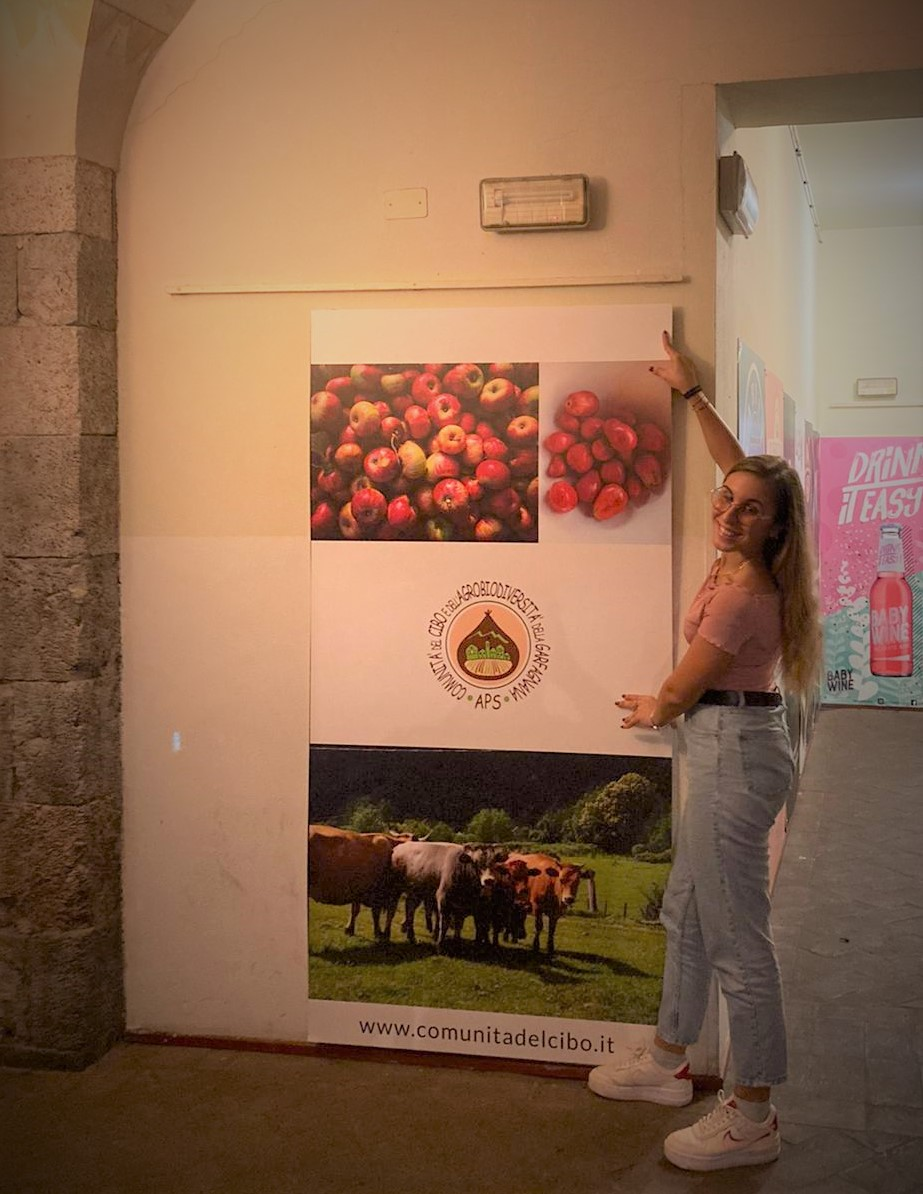 Comunità del cibo sponsor ufficiale della stagione 2020/2021 di Lumière di Pisa
